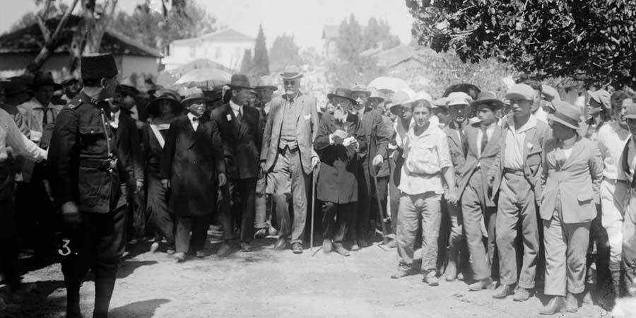 Palestine - Balfour Declaration